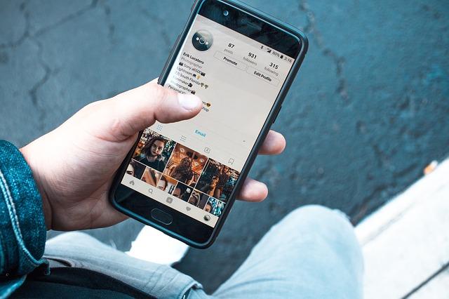 S'abonner aux comptes influents pour augmenter ses abonnés sur Instagram
